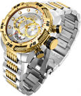 Invicta Men's Watch Speedway Quartz Stainless Luxury Two Tone 25480 Freeship