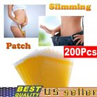 200 Chinese medicine Slim Patch Diet Weight Loss Detox Adhesive Pad Burn Fat Lot $240.99 USD on eBay
