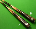 3/4 Phoenix Elite 9 Snooker Cue - Hand spliced Ash, Ebony, Maple, Queens £310.0 GBP on eBay
