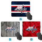 Washington Capitals Sport Sport Mouse Pad Mat PC Laptop Mice Office $4.99 USD on eBay