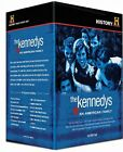 THE KENNEDYS AN AMERICAN FAMILY New Sealed 10 DVD Set History Channel