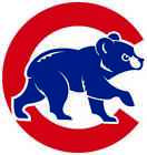 CHICAGO CUBS Vinyl Decal / Sticker ** 5 Sizes ** on Ebay