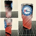 Yeti Ozark OZ 30 OZ Philadelphia 76ers Custom Wrapped Cup Rambler Tumbler on eBay
