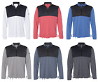 Adidas - Lightweight 1/4 Zip Pullover - UPF 50 Protection, Water Resistant