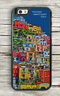 SOUVENIR FROM POSITANO AMALFI COAST ITALY CASE FOR iPHONE 6 6S or 6 6S PLUS -h8X