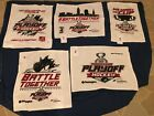 CLEVELAND MONSTERS CAVALIERS PENGUINS OTTERS GLADIATORS RALLY TOWELS BANNERS on eBay