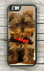 DOG YORKSHIRE TERRIER PUPPY CASE FOR iPHONE 8 OR 8 PLUS -dbg6X