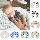 Fashion Nursing Newborn Baby Breastfeeding Nursing Pillow Cover Slipcover US
