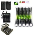 18650 18650 Rechargeable Battery 3.7V Li-ion Battery For Flashlight and charger