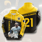 Pittsburgh Pirates Roberto Clemente Fan Inspired Hoodie Shipped from Pittsburgh on Ebay