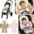 Baby Newborn Car Seat Stroller Cushion Pad Liner Mat Head Body Support Pillow lo