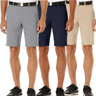 Callaway Golf Men's Stretch Waist Flat Front Solid Shorts NEW