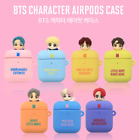 BTS OFFICIAL Characters Figure AIRPODS CASE| AORPODS CASE CUTE