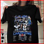 Tennessee Titans AFC Divisional Round Champions 2020 Signature Shirt Size S-5XL $9.99 USD on eBay