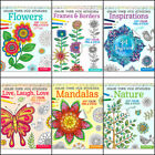 Craft County - Color Your Own Stickers Books for All Ages