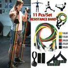 Kyпить Exercise Fitness Tube Resistance Bands Set Strength Training Slimming Product на еВаy.соm