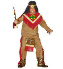 Boys Sitting Bull Costume for Native American Indian Cowboys Fancy Dress