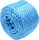 Blue Poly Rope 3mm 6mm 8mm 10mm 12mm Builder Rope Polypropylene Nylon Tarpaulin