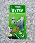 Tzumi Bytes Cable Protectors - Universal - Multiple Characters to Choose From
