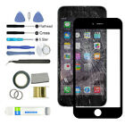 Replacement Outer Front Glass Screen Lens Repair Kit for iPhone 6 7 8 Plus Novel
