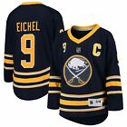 Jack Eichel Buffalo Sabres Youth Home Replica Player Jersey Navy