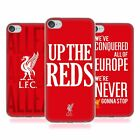 LIVERPOOL FC LFC KINGS OF EUROPE SOFT GEL CASE FOR APPLE iPOD...
