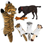 Pet Dog Cat Puppy Plush Play Toys Chew Squeaker Squeaky Sound Cute Toys Durable