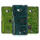 HEAD CASE DESIGNS CIRCUIT BOARDS HARD BACK CASE FOR MICROSOFT PHONES