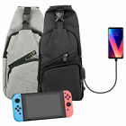 Travel Backpack Crossbody Travel Case Bag For Nintendo Switch Console Joy-Cons