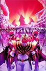 Mighty Morphin Power Rangers Issue #15 Denver Comic Con Variant Boom image