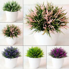 Lovely Artificial Fake Potted Flower Simulation Plant Bonsai Home Accessories