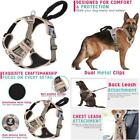 Vavopaw Dog Vest Harness, No Pull Design Pet Soft Padded Reflective Leash Chest