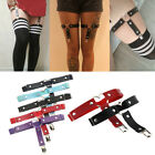 Accessories Punk Heart Leg Garter Straps Thigh Harness Garter Belt Pu Leather