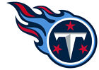 Tennessee Titans Vinyl Decal / Sticker 10 sizes!! Free Shipping!! with TRACKING! $9.99 USD on eBay