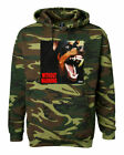 21 Savage Without Warning Camouflage Hoodie Hip Hop merch Green Woodland Camo