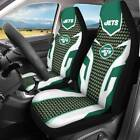 New York Jets Football 3D Print Car/Pickup truck Seat Cover Universal Protector $66.73 CAD on eBay