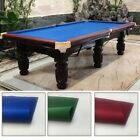 Pool Table Cloth Replacement Playing Cloth Indoor Sports Snooker 8/9 Ft Tool £17.99 GBP on eBay