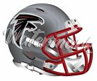 Atlanta Falcons Blaze Helmet Sticker / NFL Vinyl Decal 10 sizes W/ TRACKING $14.99 USD on eBay