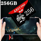 Ultrathin Micro Memory Card Class10 108MB/s Flash Fast TF Camera Phone Car 256GB