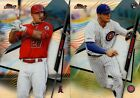 2020 TOPPS FINEST #1-100 REFRACTOR SINGLES W/ RC - YOU PICK TO COMPLETE YOUR SETBaseball Cards - 213
