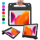 "iPad 7th Generation Case 10.2"" 2019 8th 2020 Kids Shock Proof Foam Handle Cover"