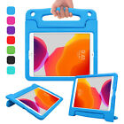 iPad 7th Generation Case 10.2' 2019 Kids Shock Proof Foam Handle Cover