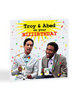 Troy and Abed In The Morning, Community, Donald Glover, Birthday Card - A7058