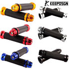 "Motorcycle 7/8"" 1"" Hand Grips Handle Bar For Suzuki GSXR 600 750 Honda CBR600RR $12.22 USD on eBay"