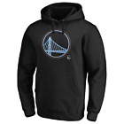 Golden State Warriors Men's NBA Iconic Pastel Basketball Pullover Hoodie - New