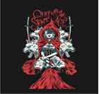 Rare QUEENS OF THE STONE AGE Tour Men White T-Shirt Size S-4XL KL671 image