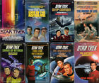 1979-2002 Star Trek TOS Pocket Paperback Book Collection-Your Choice of 97 on eBay