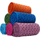 Yoga Towel Sport Fitness Travel Exercise Yoga Mat Cover,Blanket Non-Slip PilatTE