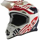 Kyпить O'Neal Racing 2 Series Spyde Helmet - White/Blue/Red, All Sizes на еВаy.соm