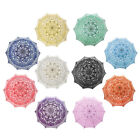 TOPTIE Vintage Lace Parasol, Wedding Bridal Umbrella, Party Photograph Parasol